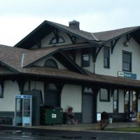 Train Station, Ванкувер