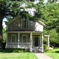 Officers Row House 8 (1867), Ванкувер