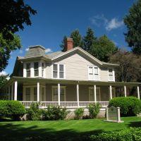 Officers Row House 10 (1886), Ванкувер