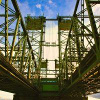 Under the Interstate Bridge on Washington side, Ванкувер