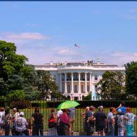 The White House, Washington DC, Венатчи