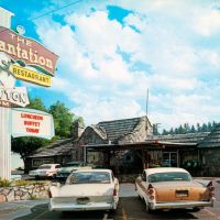 Plantation Restaurant in Spokane, Washington, Дишман