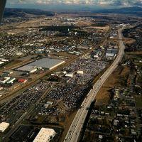 I-90 Spalding Flats, Spokane Valley, Дишман
