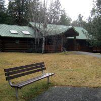 Camp Caro Lodge, Дишман