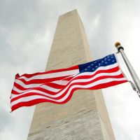 Washington Monument, Washington, D.C., Женева