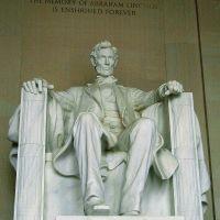 Lincoln - Lincoln Memorial, Женева