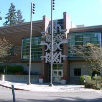 Building N (computer lab) in Bellevue Community College, Истгейт