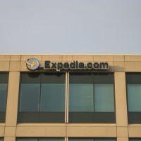 Expedia Bellevue - Building 3 Expedia Logo (Looking North), Истгейт