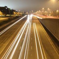 I-90 @ 142nd by night, Истгейт