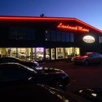 Landmark Motors, Кингсгейт