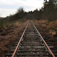BNSF Abandoned Track, Кингсгейт
