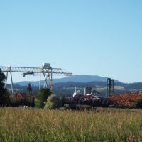 Colville lumber mill, Колвилл