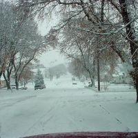Winter Scene - Colville, WA, Колвилл