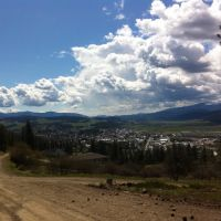 View of Colville from May Lake Road, Колвилл
