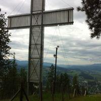 Colville Mt Cross, Колвилл