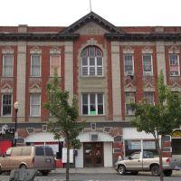 Opera House and I. O. O. F. Lodge, Colville, WA, Колвилл