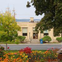 US Post Office--Colville Main, Colville, WA, Колвилл
