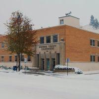 Whitman County Courthouse, Colfax, WA, Колфакс