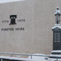 Memorial, Whitman County Courthouse, Colfax, WA, Колфакс