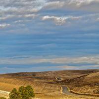 Palouse view, Колфакс