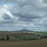 Steptoe Butte - Colfax, Washington, Колфакс