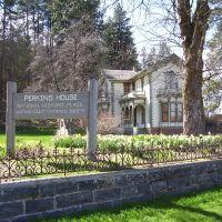 Perkins House - National Historic Place - Colfax, Washington, Колфакс