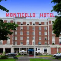 Monticello Motel, Longview, Wa, Лонгвью