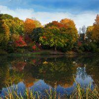 Sacajawea Park, Longview, Washington, Лонгвью