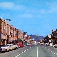 Commerce Avenue - Longview, Washington, Лонгвью