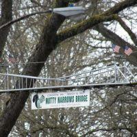 The Nutty Narrows Bridge, Longview Washington, Лонгвью