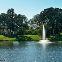 Lake Sacajawea Park in Longview, WA, Лонгвью
