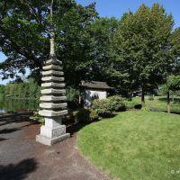 Japanese Garden, Лонгвью