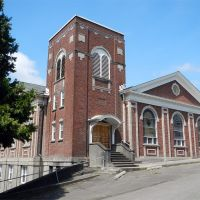 First Baptist Church (1923) - Mt. Vernon, WA, Маунт-Вернон