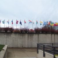 Multinational Flags, Олимпия