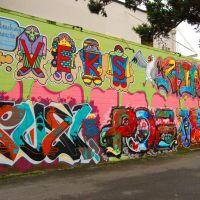 """Veks"" wall mural, Олимпия"