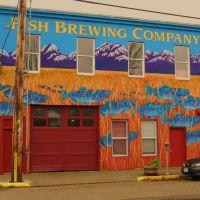 Fish Brewing Company, Olympia, Washington, Олимпия