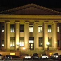 Insurance Building, Washington State Capitol, Олимпия