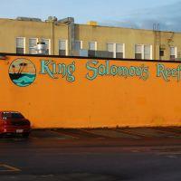 King Solomons Reef, Olympia, advertizing art, Олимпия