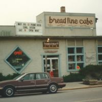 Bread Line Cafe- Omak, WA- 1994, Омак