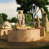 East Side Park, Omak, WA, Омак