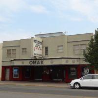 Omak Theater, Omak, WA, Омак