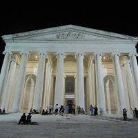 Thomas Jefferson Memorial Facade, Паркланд