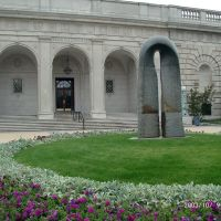 Freer Gallery of Art, Паркланд