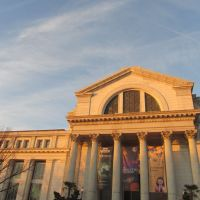 Smithsonian National Museum of Natural History, Паркланд