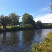 Cedar River in Renton, Рентон