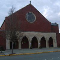 Saint Anthonys Catholic Church, Renton, Washington, Рентон