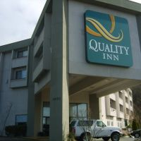 The Quality Inn, Renton, Washington, Рентон