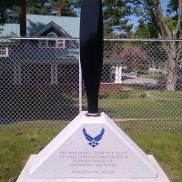 Air Force Memorial, Ривертон