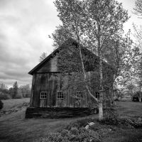 Old Barn in Berlin Vermont, Ривертон