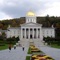 State Capitol, Montpelier, Vermont, Ривертон